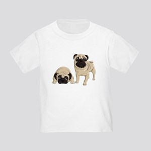 Pugs Toddler T-Shirt