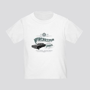 Supernatural - Winchester & Sons grey T-Shirt