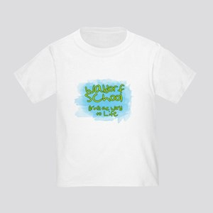 Brings the World to Life Toddler T-Shirt