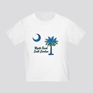 Myrtle Beach 1 Toddler T-Shirt