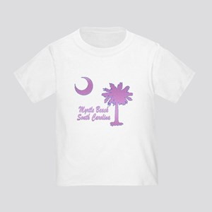 Myrtle Beach 5 Toddler T-Shirt