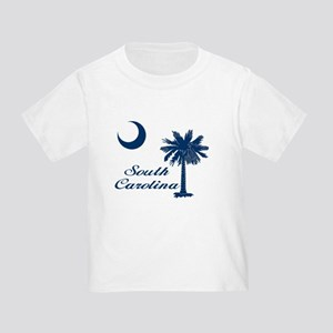 Blue SC Toddler T-Shirt
