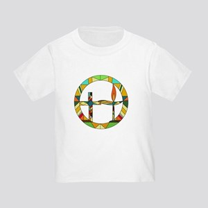 Chalice Cross Toddler T-Shirt