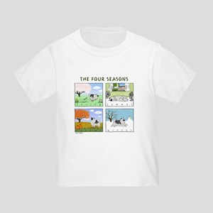 """The Four Seasons"" Toddler T-Shirt"