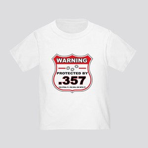 protected by 357 shield T-Shirt