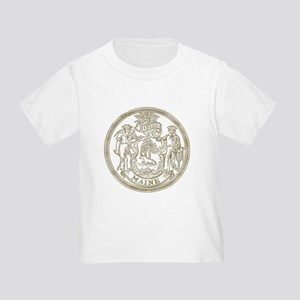 Maine State Seal T-Shirt