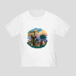 St Francis / 4 Cats Toddler T-Shirt
