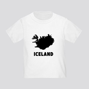 Iceland Silhouette T-Shirt