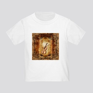 Wonderful violin on a frame T-Shirt