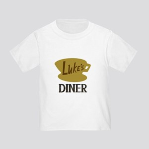 Luke's Diner Toddler T-Shirt