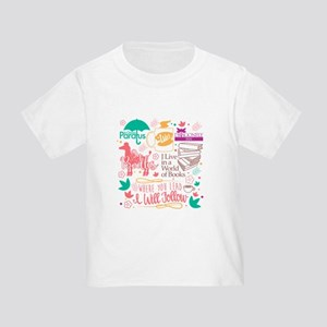 Gilmore Girls Collage Toddler T-Shirt