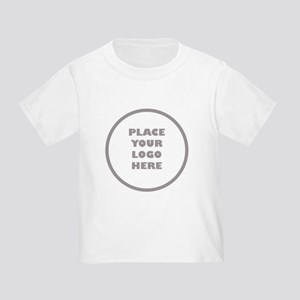 Personalized Logo Toddler T-Shirt