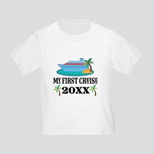 My 1st Cruise T-Shirt