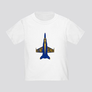 U.S. Navy Blue Angels Jet Toddler T-Shirt