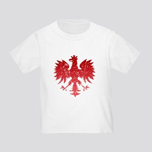 Polish Eagle Toddler T-Shirt