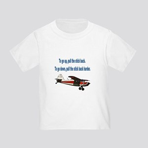 To go up... Toddler T-Shirt