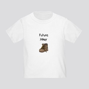 Future Hiker Toddler T-Shirt