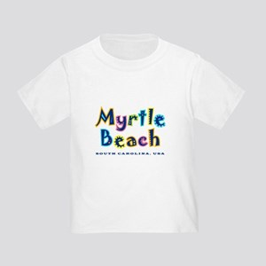 MB Tropical Type - Toddler T-Shirt
