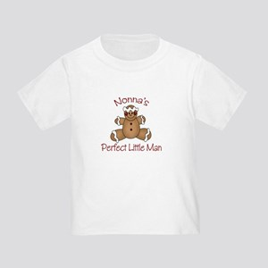 Nonna's Perfect Man Toddler T-Shirt