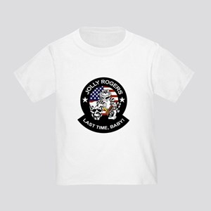 VF-84 Jolly Rogers Toddler T-Shirt