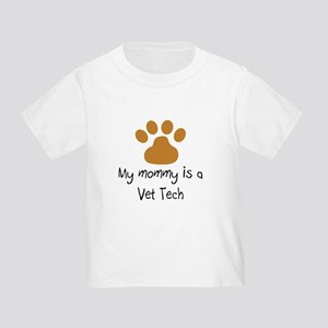 Vet Tech Toddler T-Shirt