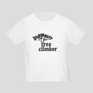 Tree Climber Toddler T-Shirt