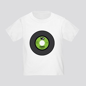 YO-Groove On 45RPM Toddler T-Shirt