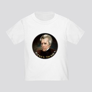 Andrew Jackson ~ Toddler T-Shirt