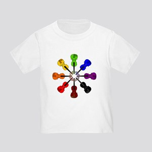 Circle of Violins Toddler T-Shirt