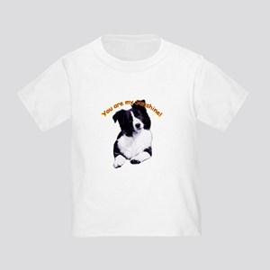 border collie Toddler T-Shirt