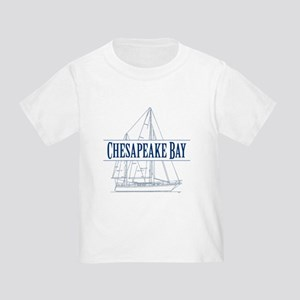 Chesapeake Bay - Toddler T-Shirt