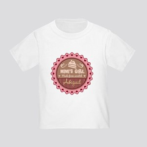 Personalized Mimis Girl T-Shirt