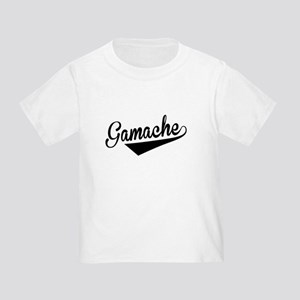 Gamache, Retro, T-Shirt