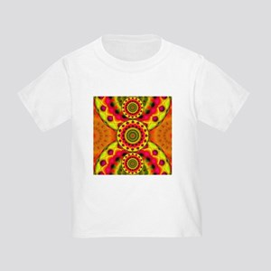 Tribal Mandala Toddler T-Shirt
