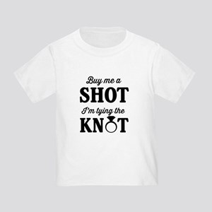 Buy Me a Shot, I'm Tying the Knot T-Shirt