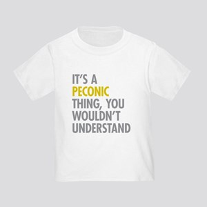 Its A Peconic Thing Toddler T-Shirt