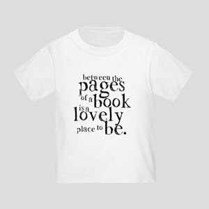 Between the Pages Toddler T-Shirt