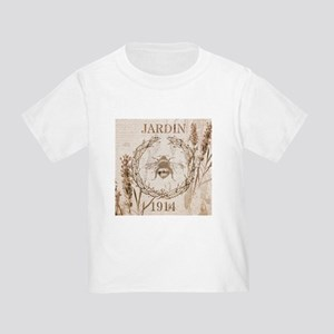 burlap french vintage bee T-Shirt