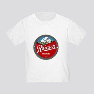 Historic Rainier Beer logo T-Shirt