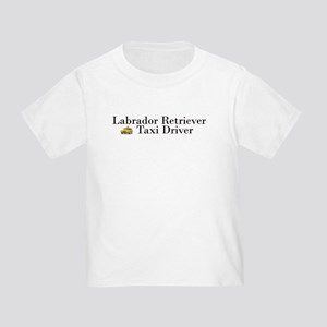 AllLabTaxiDriver Toddler T-Shirt