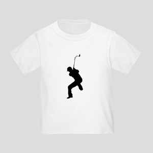 Angry Golfer Toddler T-Shirt