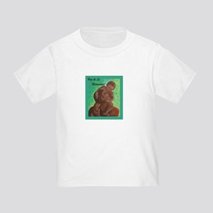 Hawaiian Fathers Day Toddler T-Shirt
