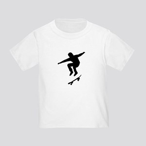 Skateboarder Toddler T-Shirt