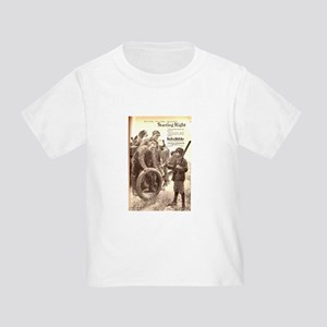 Rabbit hunting kid 1920 Toddler T-Shirt