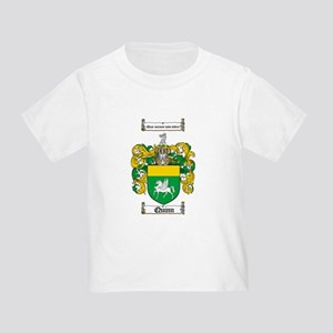 Quinn Family Crest Toddler T-Shirt