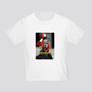 HM Queen Elizabeth II Trooping T-Shirt