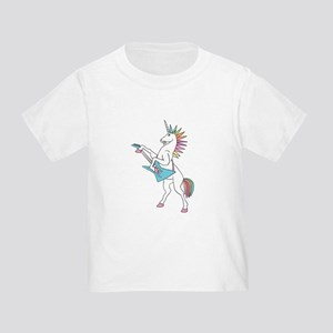 Punk Rock Unicorn T-Shirt