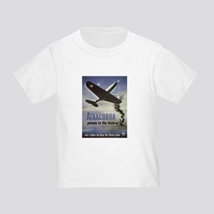 Airacobra (Front) Toddler T-Shirt