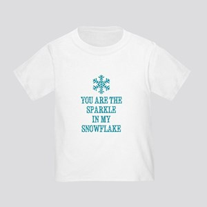 The Sparkle in My Snowflake T-Shirt