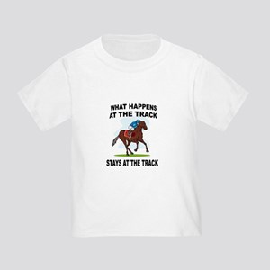 3d31fc89 Thoroughbred Horses Toddler T-Shirts - CafePress